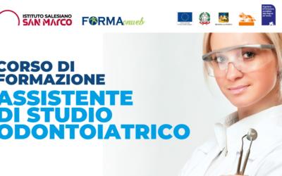 Corso di formazione Assistente di studio Odontoiatrico 2021 – Treviso